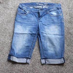 Seven7 denim short jeans